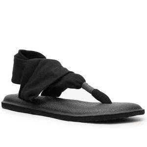 🖤Yoga sling Sanuk sandals